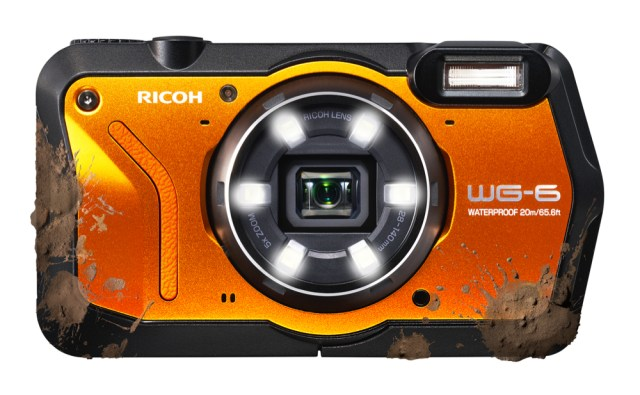 Ricoh Imaging introduces WG-6 ultra-rugged digital camera