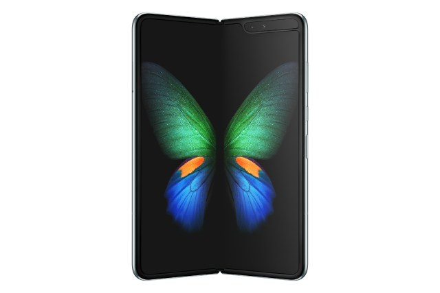 Samsung introduces Galaxy Fold with versatile camera, folding display