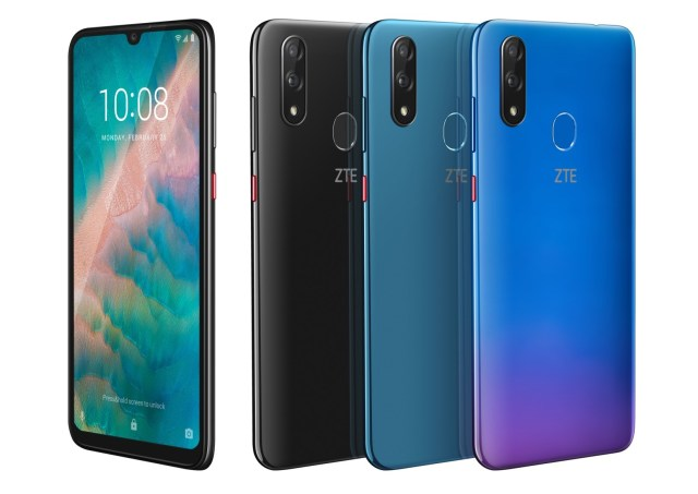 ZTE unveils the Blade V10 smartphone, featuring 32MP AI 'Smart Selfie' Technology