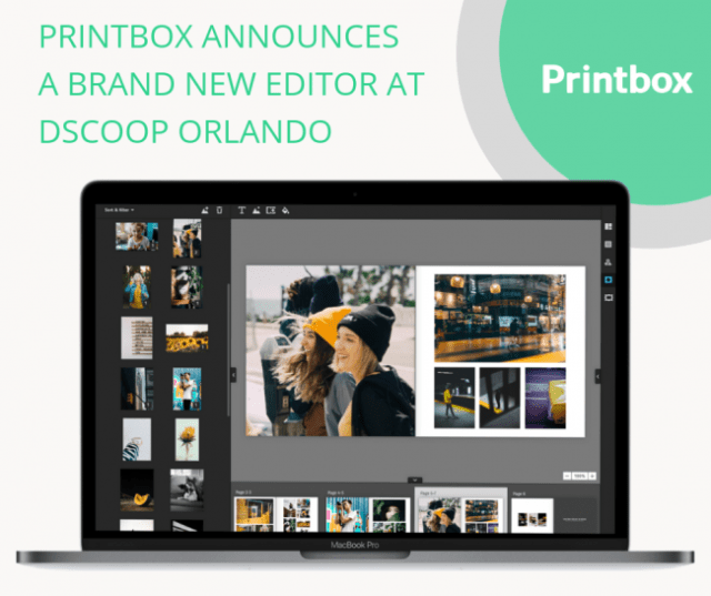 Printbox announces new editor for photo personalization software