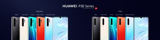 Huawei unveils photography-focused HUAWEI P30 Series