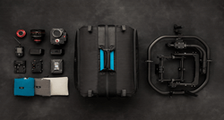 Tenba expands Cineluxe Collection with Roller 24 and Pro Gimbal Backpack