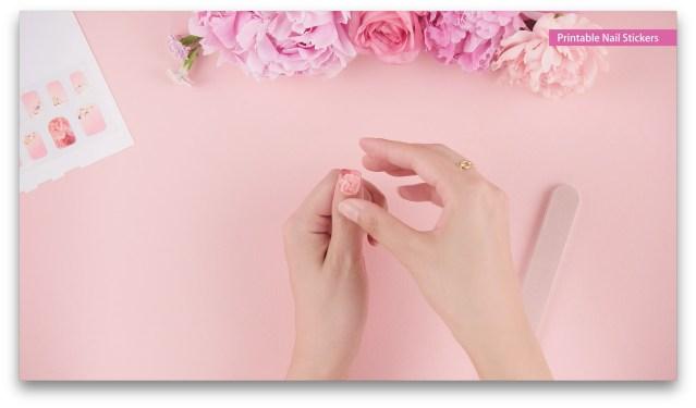 Canon USA debuts printable fingernail stickers for PIXMA printers