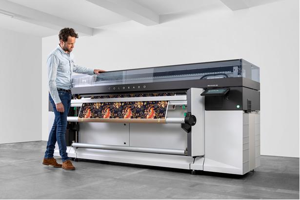Canon expands UVgel printer family with New Océ Colorado 1650