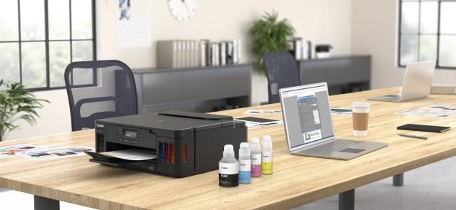 Canon announces two  PIXMA G-Series MegaTank Printers
