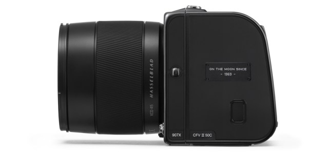 Hasselblad launches 907X special edition to commemorate 50th anniversary of first moon landing