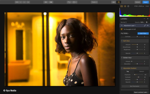 Luminar FLEX plugin update includes interface and workflow enhancements