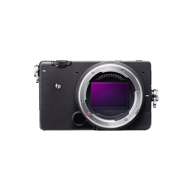 Sigma unveils Sigma fp full-frame mirrorless camera; high-performance lens series