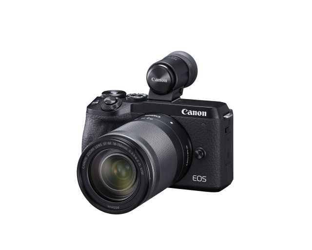 Canon announces EOS 90D and EOS M6 Mark II ILC cameras