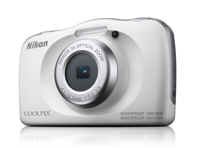 Nikon announces the U.S. retail availability of the rugged COOLPIX W150