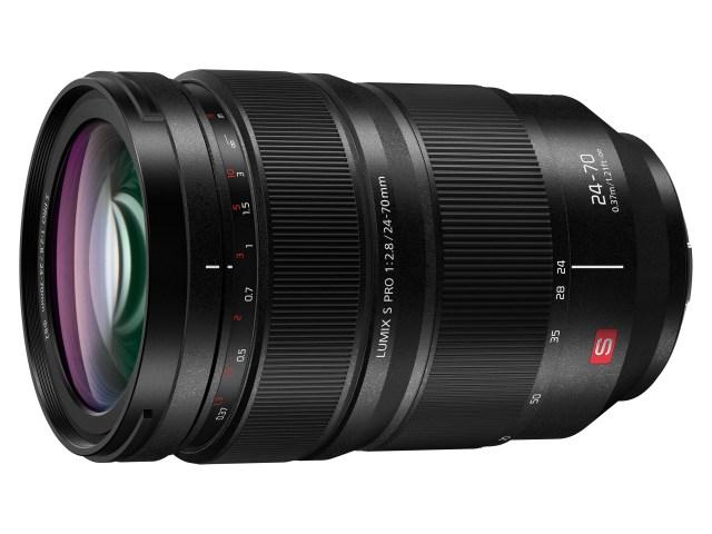 Panasonic launches LUMIX S PRO 24-70mm F2.8 lens