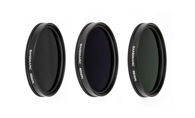 SANDMARC launches polarized ND filters for iPhones