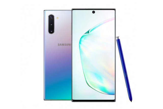 "Samsung debuts Galaxy Note10 with ""pro-grade"" camera"