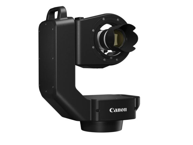 Canon announces development photography solution for live events