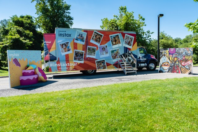 Fujifilm embarks on nationwide tour to promote INSTAX