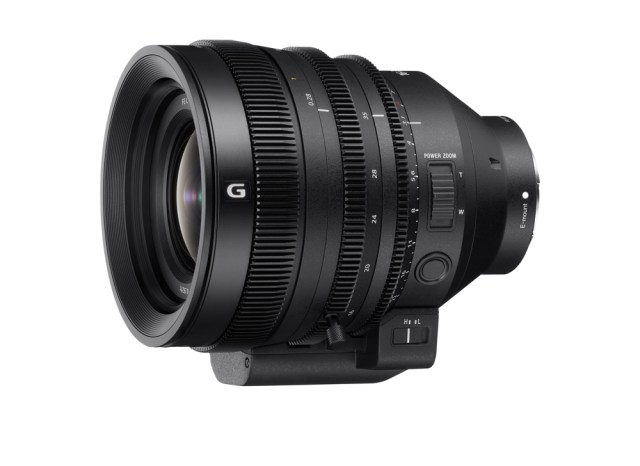 Sony unveils full-frame E-mount cinema lens FE C 16-35mm T3.1 G
