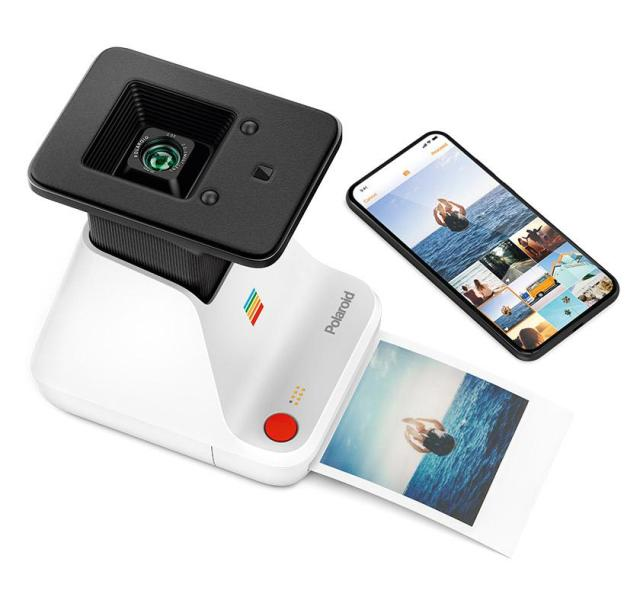 Polaroid debuts Polaroid Lab for printing smartphone screens