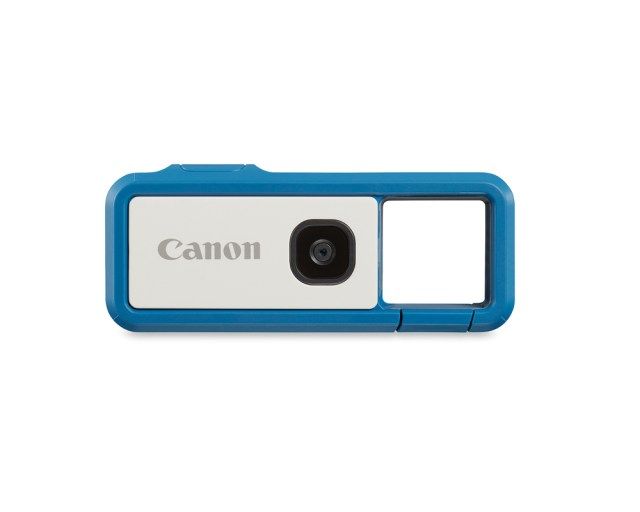 Canon releases IVY REC clippable outdoor camera