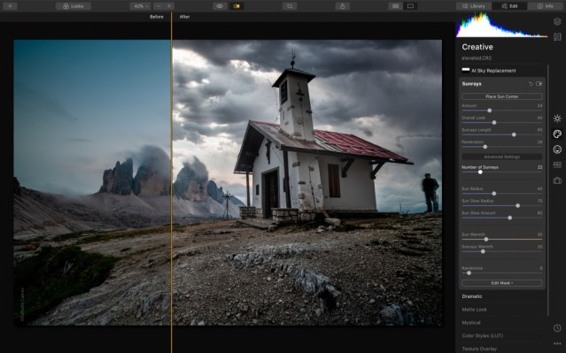 Skylum announces Luminar 4 AI enhancements Nov. 18