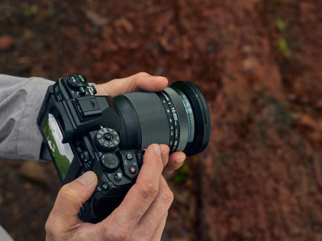 Olympus announces OM-D E-M5 Mark III