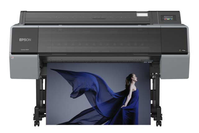 Epson introduces reengineered SureColor P-Series Wide-Format Printers