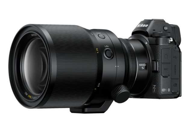 Nikon announces the new NIKKOR Z 58mm f/0.95 S Noct lens