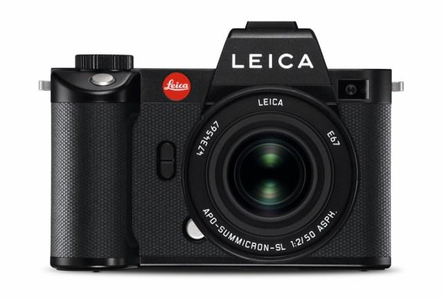 Leica Camera announces 47 MP Leica SL2, a successor to the Leica SL