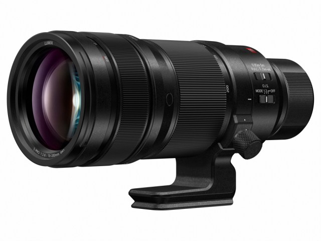 Panasonic launches two L-Mount lenses for Lumix S series