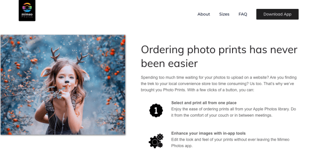 Mimeo Photos adds photo prints to offerings