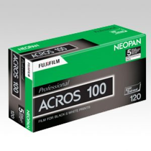 Fujifilm launches NEOPAN 100 ACROS II in Japan, coming elsewhere in 2020