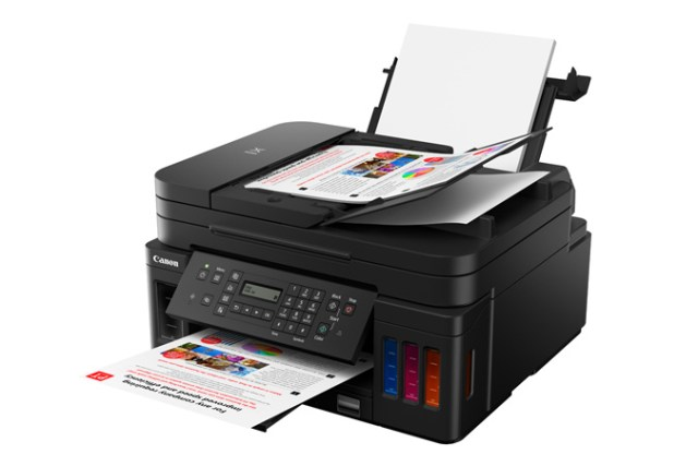 Canon introduces PIXMA G7020 Wireless MegaTank printer
