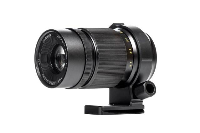 Zhongyi Optics releases Zhongyi Mitakon 85mm f/2.8 1-5x Super Macro Lens