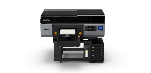 Epson debuts industrial direct-to-garment printer