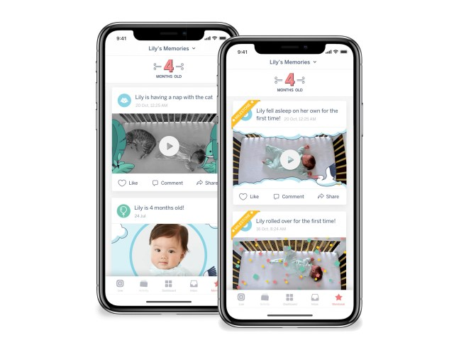 Baby monitor company Nanit announces Membook service