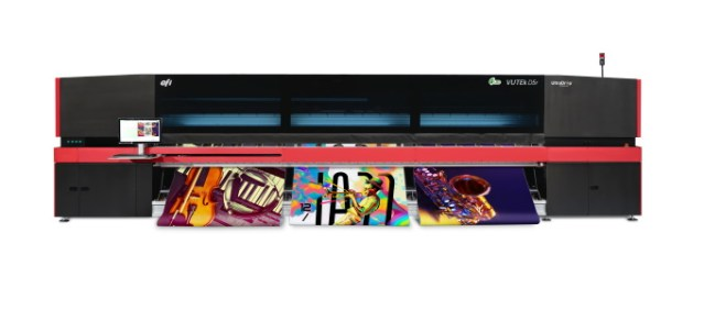 EFI's debuts mid-volume roll-to-roll LED 3m and 5m printer line