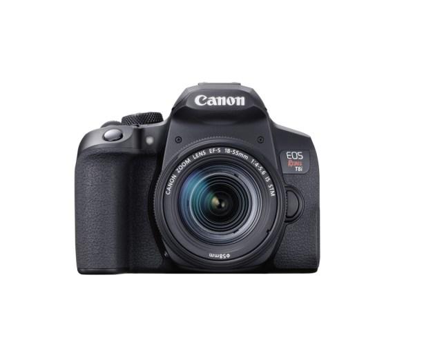 Canon announces Rebel DSLR, printer, cloud service and upcoming EOS R5