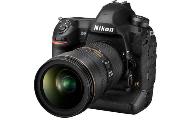 Nikon releases the D6 DSLR, ultra-wide-angle prime and a high-power zoom