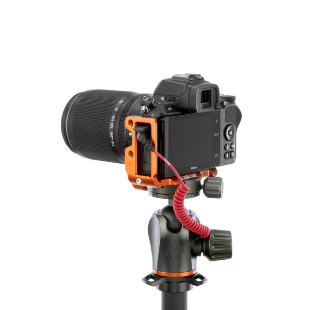 3 Legged Thing introduces Zayla, the dedicated L-bracket system for Nikon Z 50 Camera