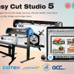 Easy Cut Studio releases Version 5 with more cutter support and 64-bit compatibility