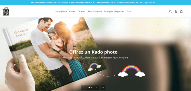 Mediaclip launches Kado, a marketplace to support local manufacturers