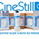 CineStill debuts home E-6 processing kit