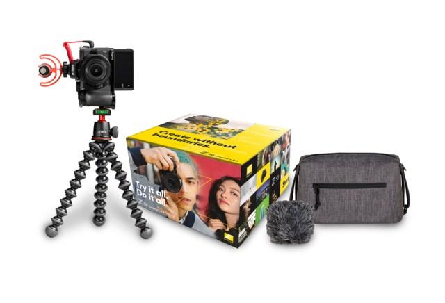 Nikon introduces Z 50 Creator's Kit
