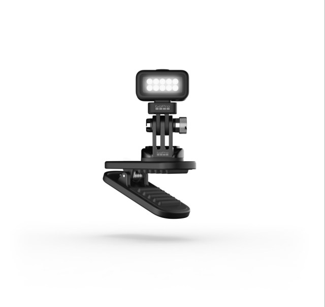 GoPro debuts versatile Zeus Mini mini light