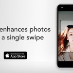 Instaz app enhances photos with a swipe