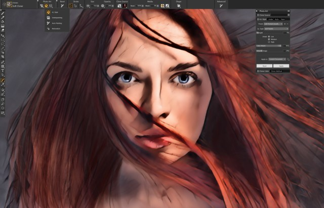 Corel launches Painter 2021 for macOS and Windows