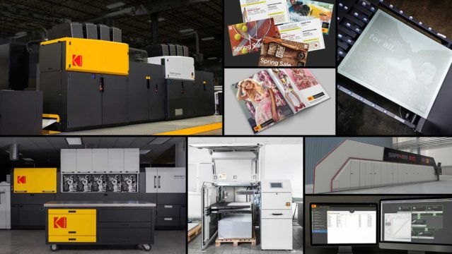 Kodak updates digital and offset portfolio