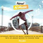 PicsArt launches AI-powered music for Its photo/video app