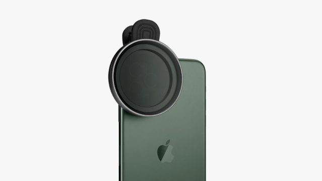 SANDMARC launches motion variable filter for iPhone