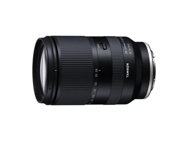 Tamron announces all-in-one zoom lens for Sony