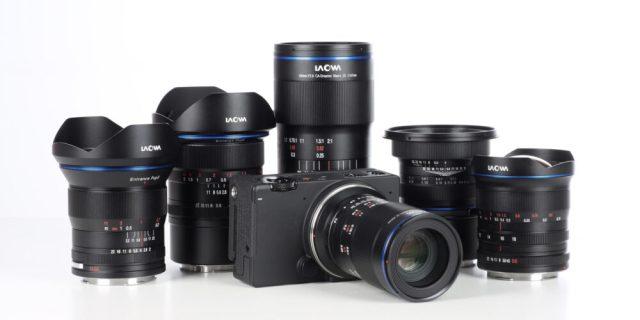 Venus Optics add L-mount options on six Laowa Lenses